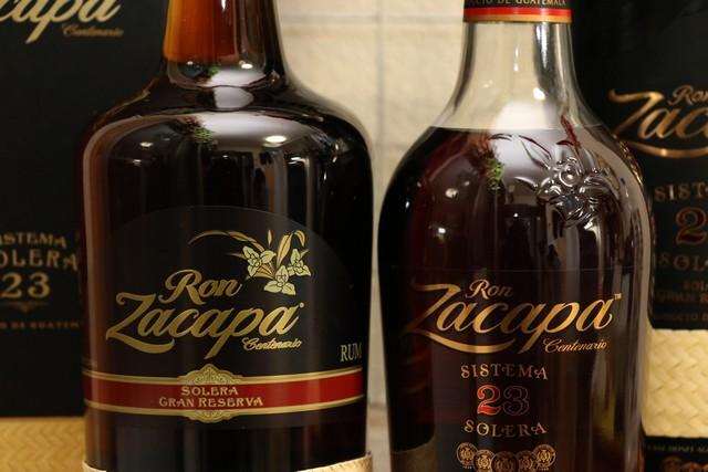 ロンサカパ23年の新ボトルと旧ボトルはどれ位違うのか?
