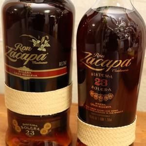 ロンサカパ23年の新ボトルと旧ボトルの違い